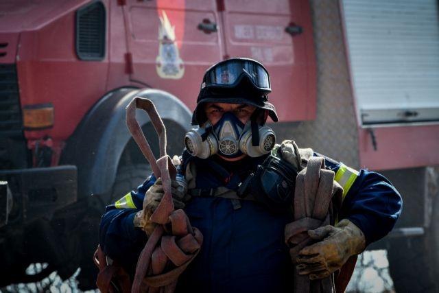 Τιθορέα: Υπό έλεγχο η φωτιά | tovima.gr