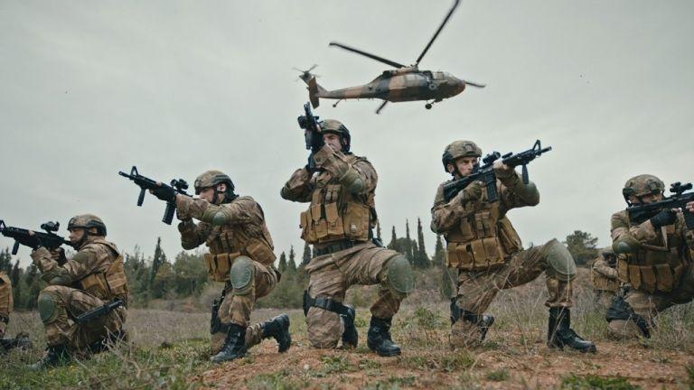 Ερντογάν στα όπλα: Ετοιμάζει πολεμική επιχείρηση ανατολικά του Ευφράτη | tovima.gr