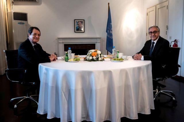 Editorial: Guarded optimism on President Anastasiades, Akinci talks in Cyprus | tovima.gr