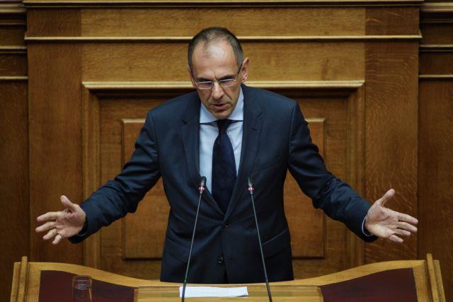 Γεραπετρίτης: Αλλάζει η αρχική διατύπωση για την Επιτροπή «Ελλάδα 2021» | tovima.gr