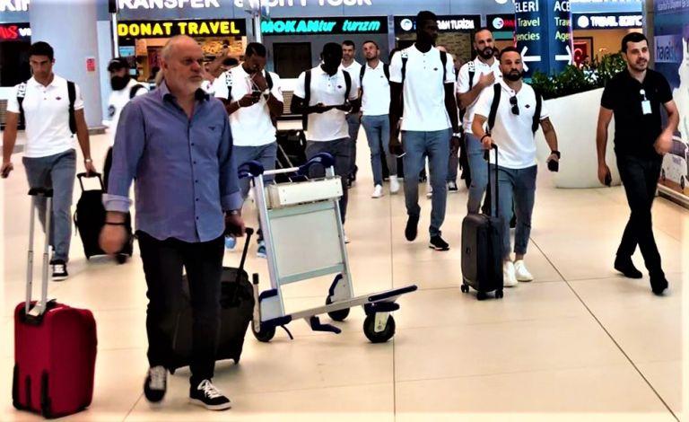 Ο Ολυμπιακός συνεχίζει το ευρωπαϊκό του ταξίδι | tovima.gr