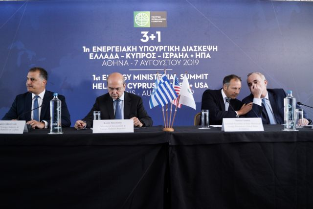 Ελλάδα – Κύπρος – Ισραήλ – ΗΠΑ: Κοινή ασπίδα Ενέργειας και Ασφάλειας | tovima.gr