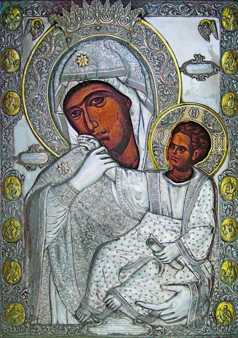 Οι ανεκτίμητοι θησαυροί των μοναστηριών της Παναγίας | tovima.gr