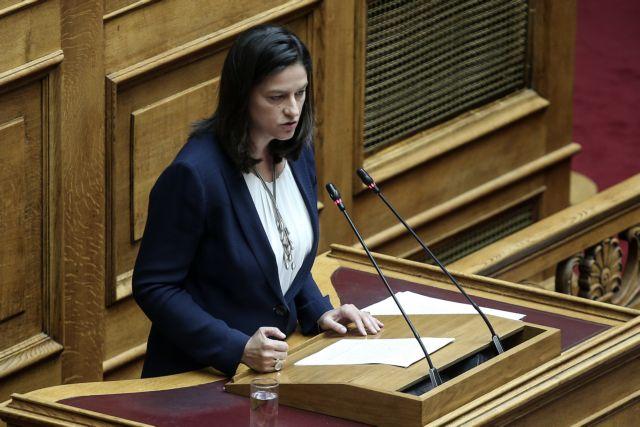 Δεν παραβιάζει η Κεραμέως τις «κόκκινες γραμμές» για το άσυλο- Συνάντηση με τη Φώφη | tovima.gr