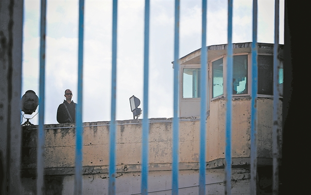 Δικαστήρια μέσα στις φυλακές | tovima.gr