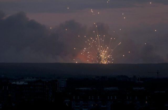 Ρωσία: Έκρηξη με δύο νεκρούς σε πεδίο δοκιμών | tovima.gr