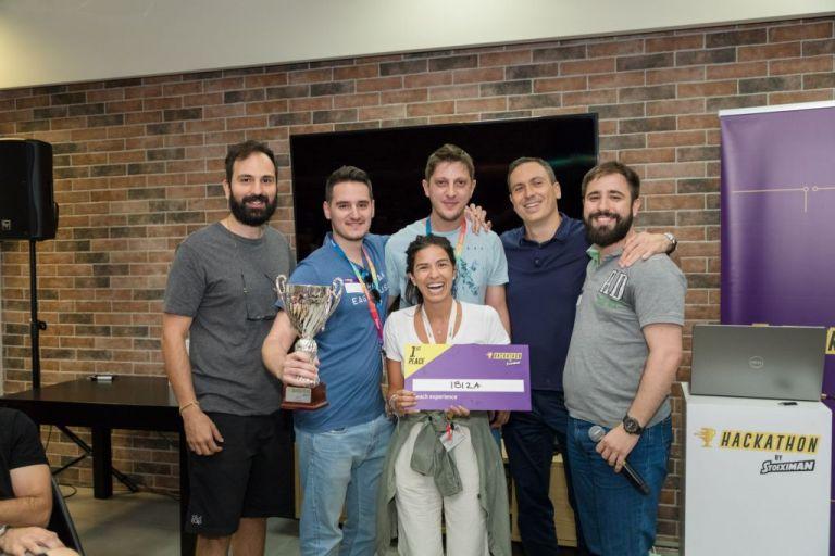 Το πρώτο Hackathon by Stoiximan χτυπάει στην καρδιά της τεχνολογίας της μεγαλύτερης εταιρείας GameTech στην Ελλάδα | tovima.gr