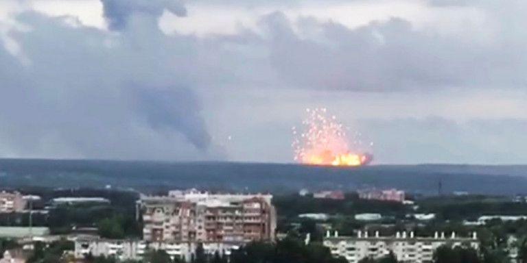 Ανησυχία για νέο «Τσερνόμπιλ» σε δυο πόλεις της Ρωσίας μετά την έκρηξη πυραύλων | tovima.gr