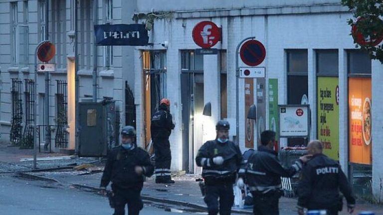 Έκρηξη κοντά σε αστυνομικό τμήμα της Κοπεγχάγης | tovima.gr