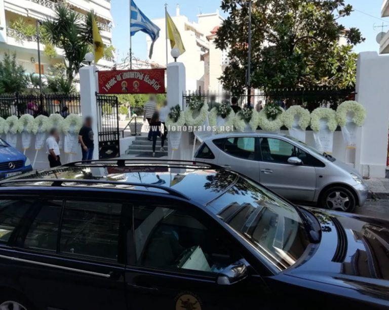 Ράγισαν καρδιές στο τελευταίο «αντίο» στον 15χρονο ποδηλάτη στη Λαμία | tovima.gr