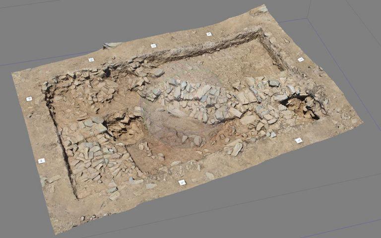 Σημαντικός προϊστορικός οικισμός αποκαλύπτεται στην Κάρυστο | tovima.gr