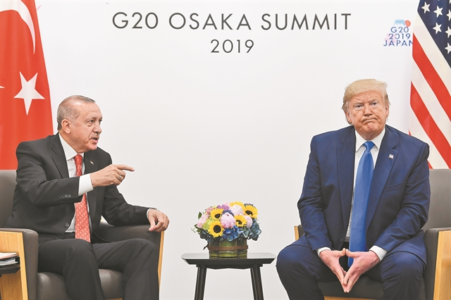 Οι επιπτώσεις σε Ελλάδα – Κυπριακό από την ενδεχόμενη ρήξη ΗΠΑ – Τουρκίας | tovima.gr