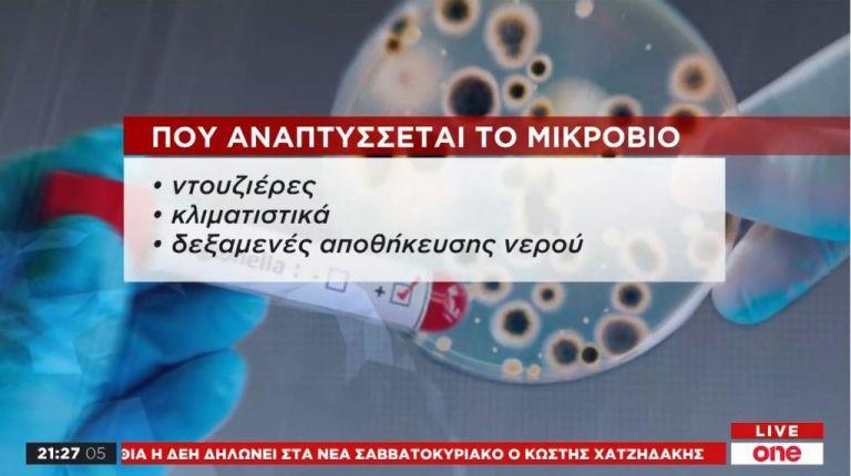 Έξαρση της «νόσου των λεγεωνάριων» | tovima.gr