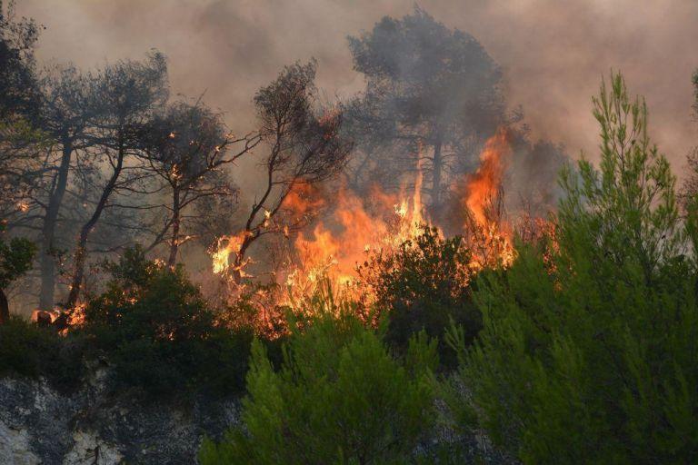 Διπλό πύρινο μέτωπο: Εκκένωση οικισμού στην Ελαφόνησο – Μάχη με τις φλόγες στον Μαραθώνα | tovima.gr