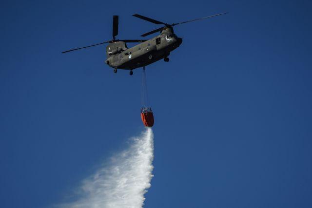 Κύπρος: Μεγάλη πυρκαγιά κοντά στη Λεμεσό | tovima.gr