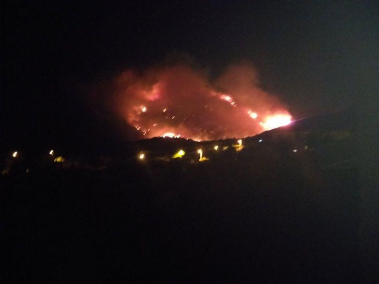 Συναγερμός : Εκκενώθηκαν σπίτια στην Παιανία – Τεράστιας έκτασης πυρκαγιά   tovima.gr