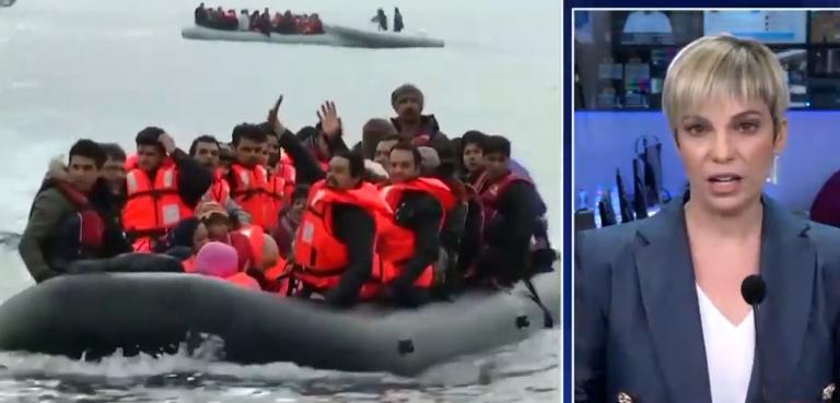 Αυξάνονται προσφυγικές και μεταναστευτικές ροές στα ελληνικά νησιά | tovima.gr
