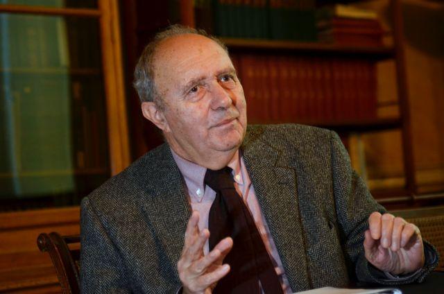 Απεβίωσε ο ιστορικός και ακαδημαϊκός Κωνσταντίνος Σβολόπουλος | tovima.gr