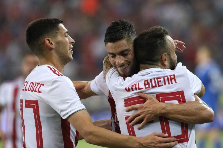 Ολυμπιακός: Δείτε τα δύο γκολ κόντρα στην Μπασακσεχίρ | tovima.gr