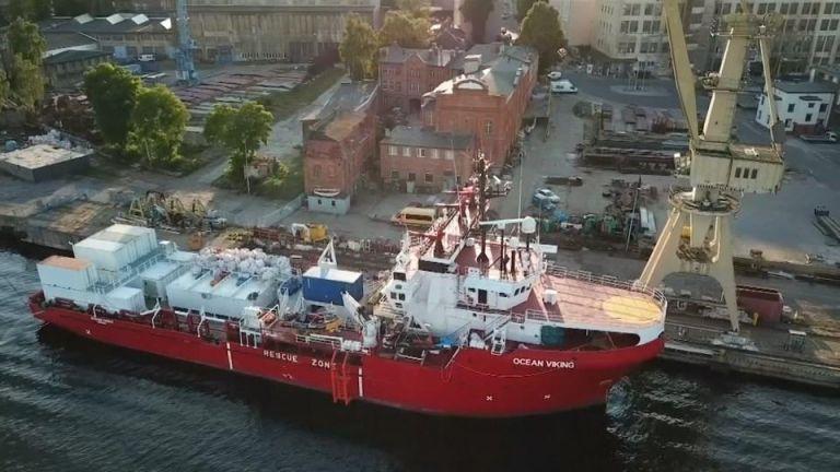 Μεσόγειος: Νέα διάσωση μεταναστών από το πλοίο Ocean Viking | tovima.gr