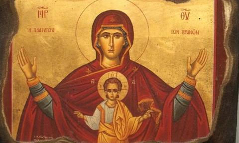 Παναγία : Το ιερότερο πρόσωπο της Ορθοδοξίας, αποκούμπι όλων των Ελλήνων | tovima.gr