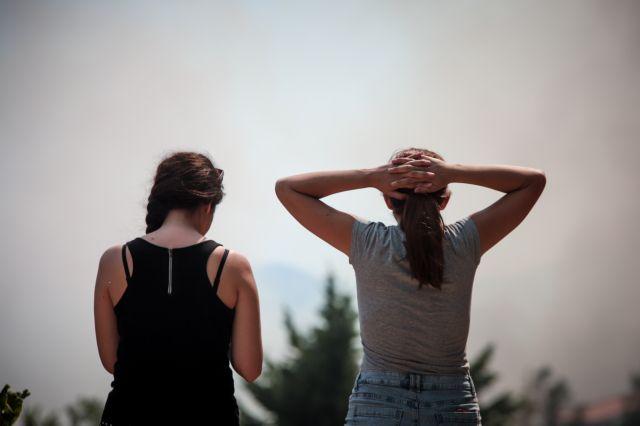 To One Channel αποκαλύπτει την καταστροφή στην Εύβοια | tovima.gr