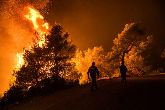 Πώς γίνεται η πρόγνωση της εξάπλωσης μιας φωτιάς   tovima.gr