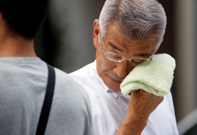 Ιαπωνία: Τουλάχιστον 23  νεκροί λόγω καύσωνα   tovima.gr