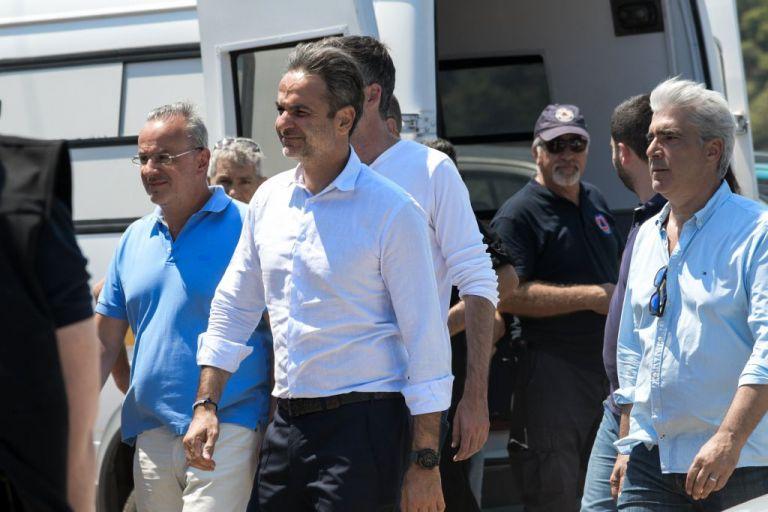 Μητσοτάκης: Άμεση καταγραφή ζημιών στην Εύβοια για να δοθούν αποζημιώσεις | tovima.gr