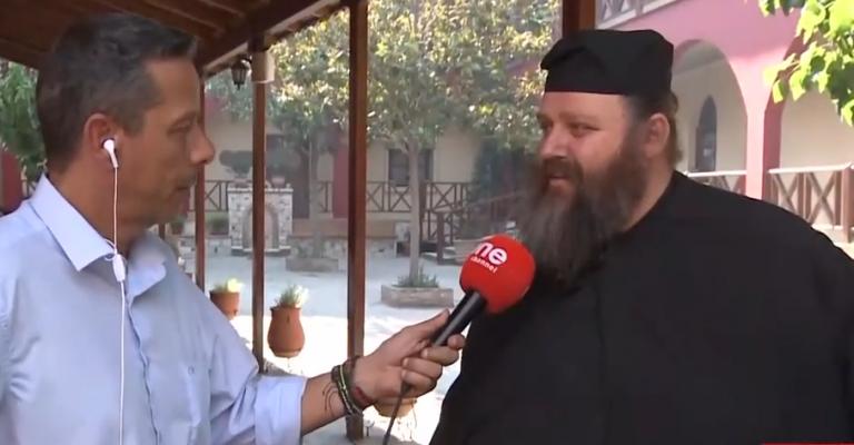 To One Channel στο Μοναστήρι Κοιμήσεως της Θεοτόκου στη Μακρυμάλλη | tovima.gr