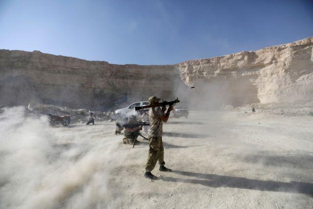 Συρία: Προέλαση των δυνάμεων του καθεστώτος στην επαρχία Ιντλίμπ | tovima.gr