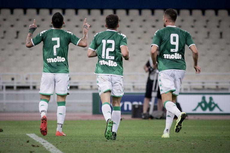 Μακέντα, Κολοβός και 2-0 ο Παναθηναϊκός (vid) | tovima.gr