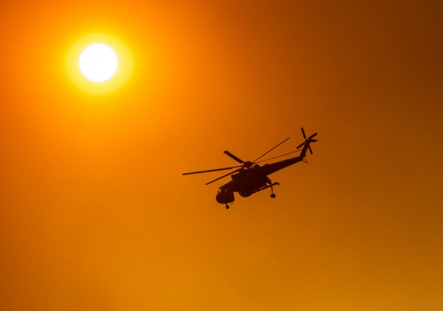 Εύβοια πυρκαγιά: Βραβεύτηκαν τα ξένα πληρώματα που συνέδραμαν στις επιχειρήσεις | tovima.gr