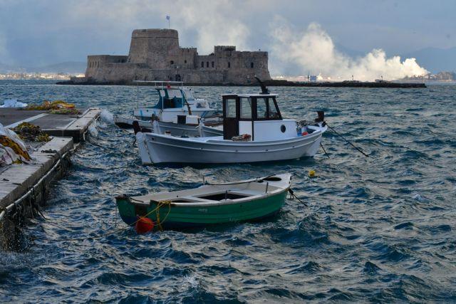 Καιρός: Ισχυρά μελτέμια στο Αιγαίο την Κυριακή | tovima.gr
