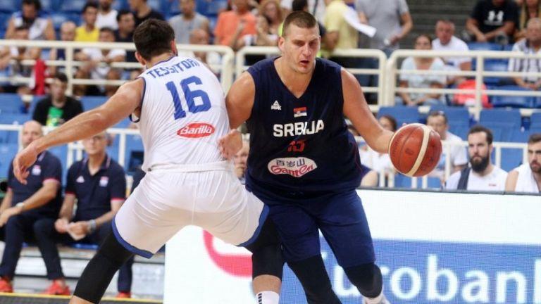 H Σερβία διέλυσε την Ιταλία (96-64) | tovima.gr