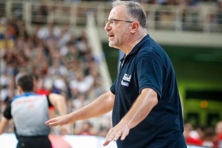 Σκουρτόπουλος: «Το πρόβλημα είναι στην ισορροπία σε άμυνα και επίθεση» | tovima.gr