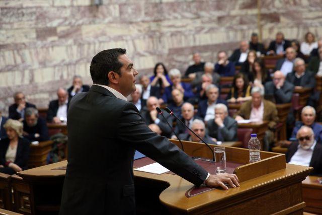 ΣΥΡΙΖΑ – Τσίπρας: Ψάχνουν τα πατήματά τους ως αξιωματική αντιπολίτευση | tovima.gr