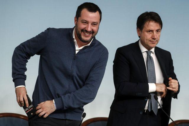 Ιταλία: Διαλύεται ο κυβερνητικός συνασπισμός; | tovima.gr