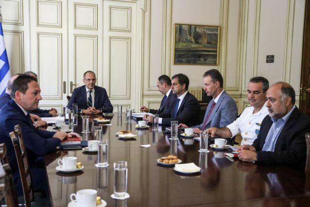 Μαξίμου: Ανακοινώθηκαν πέντε άμεσα μέτρα για τη Σαμοθράκη | tovima.gr