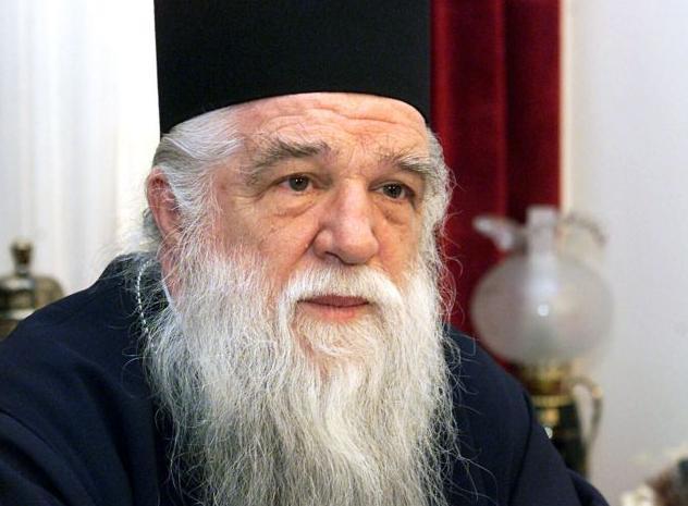 Αμβρόσιος: – «Παράσημο η καταδίκη μου για τους ομοφυλόφιλους» | tovima.gr