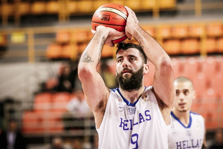Εθνική μπάσκετ : Στο Top 10 των συμμετοχών ο Μπουρούσης | tovima.gr