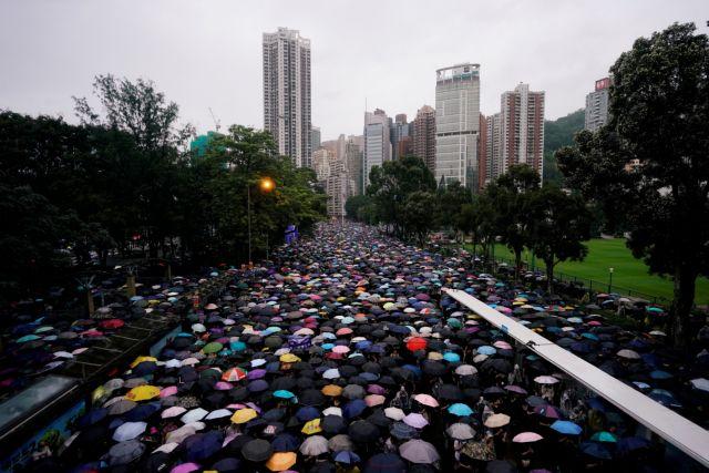 Κόντρα Κίνας – Καναδά για τις διαδηλώσεις στο Χονγκ Κονγκ | tovima.gr
