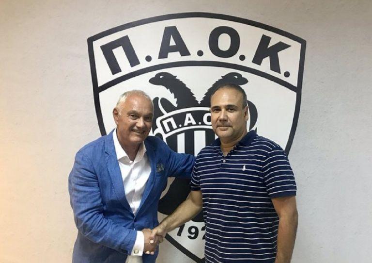 Επέστρεψε στον ΠΑΟΚ ο Φλεβαράκης, ύστερα από 11 χρόνια   tovima.gr