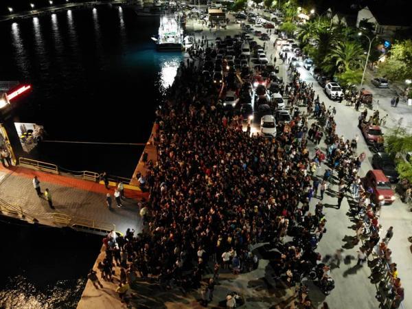 Σύσκεψη στο Μαξίμου για το χάος με τα δρομολόγια στη Σαμοθράκη | tovima.gr