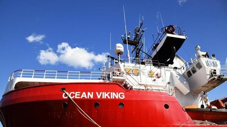 Ocean Viking: Εγκλωβισμένοι για 11 ημέρες οι 356 πρόσφυγες | tovima.gr