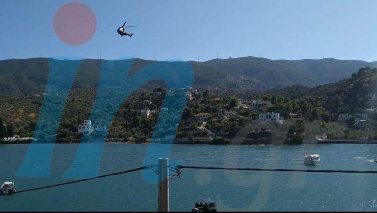 Συντριβή ελικοπτέρου : Βίντεο – ντοκουμέντο από τις έρευνες στον Πόρο | tovima.gr