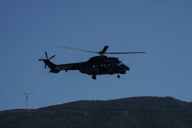 Αυτόπτης μάρτυρας στο One Channel: Κάτι δεν πήγαινε καλά με το ελικόπτερο | tovima.gr