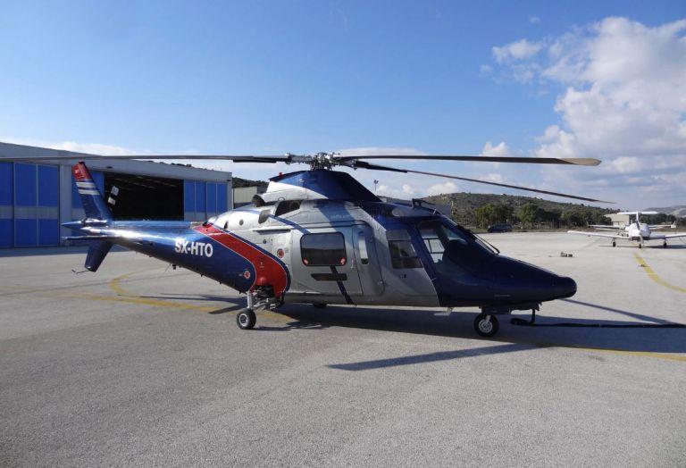 Τι αναφέρει η εταιρεία που ανήκε το μοιραίο ελικόπτερο | tovima.gr