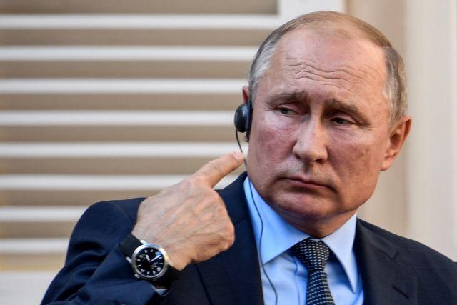 Κρεμλίνο: Δεν υπάρχει λόγος ανησυχίας» για τα επίπεδα ραδιενέργειας | tovima.gr