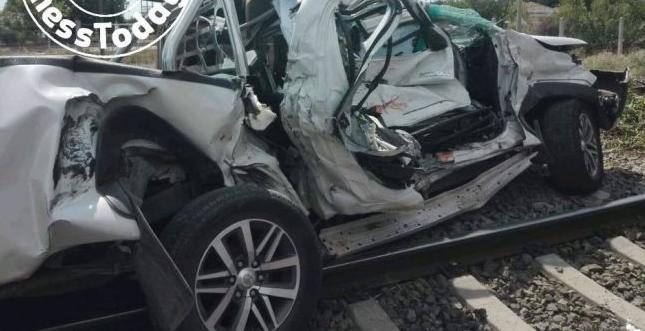 Διαβατά: Η τρελή πορεία του ΙΧ, η σύγκρουση με το τρένο και ο θάνατος της εγκύου | tovima.gr